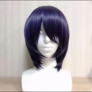 ♡ 紫ウィッグ ♡ 天龍、小鳥遊六花 等(コスプレ)