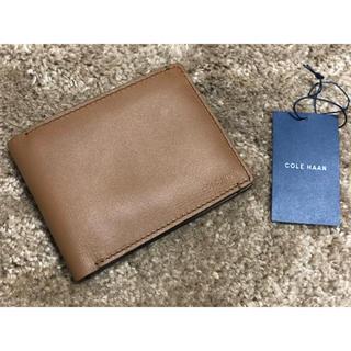 コールハーン(Cole Haan)のコールハーン 新品 財布 カードケース(名刺入れ/定期入れ)