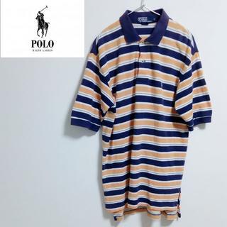 ポロラルフローレン(POLO RALPH LAUREN)のpolo Ralph Lauren ラルフローレン ポロシャツ シンプルロゴ(ポロシャツ)