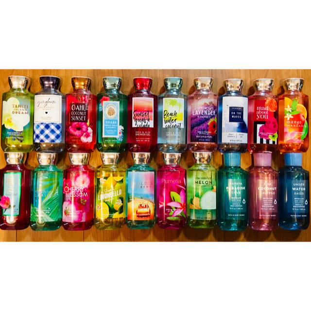 Bath & Body Works(バスアンドボディーワークス)の2本以上選択 ♡可愛い♡ bath&body works バス&ボディワークス コスメ/美容のボディケア(ボディソープ / 石鹸)の商品写真