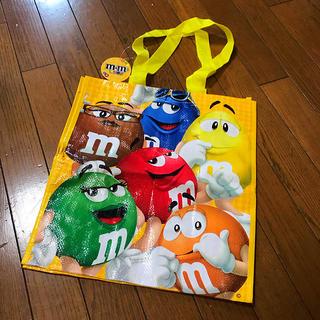 M&M - 【限定】m&m's ワールドニューヨーク ショッピングバッグ