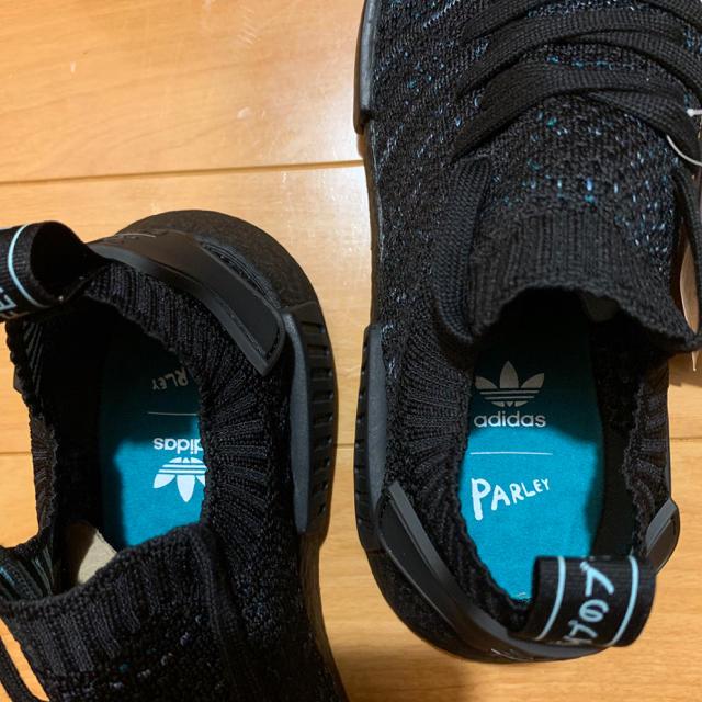 adidas(アディダス)のadidas アディダス NMD_R1  STLT パーレイ PK PARLEY メンズの靴/シューズ(スニーカー)の商品写真