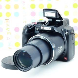 ペンタックス(PENTAX)の✨カワイイ高機能✨スマホ転送OK✨PENTAX X70(コンパクトデジタルカメラ)