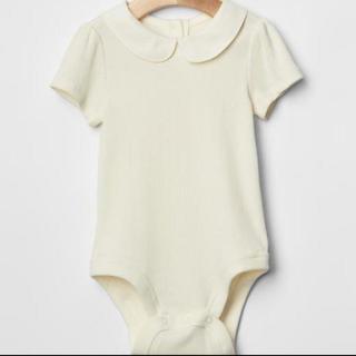 babyGAP - 【新品】babygap 衿つきロンパース 80