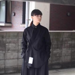 ヨウジヤマモト(Yohji Yamamoto)の(求む)soshiotsuki Kimono Breasted Shirts(シャツ)