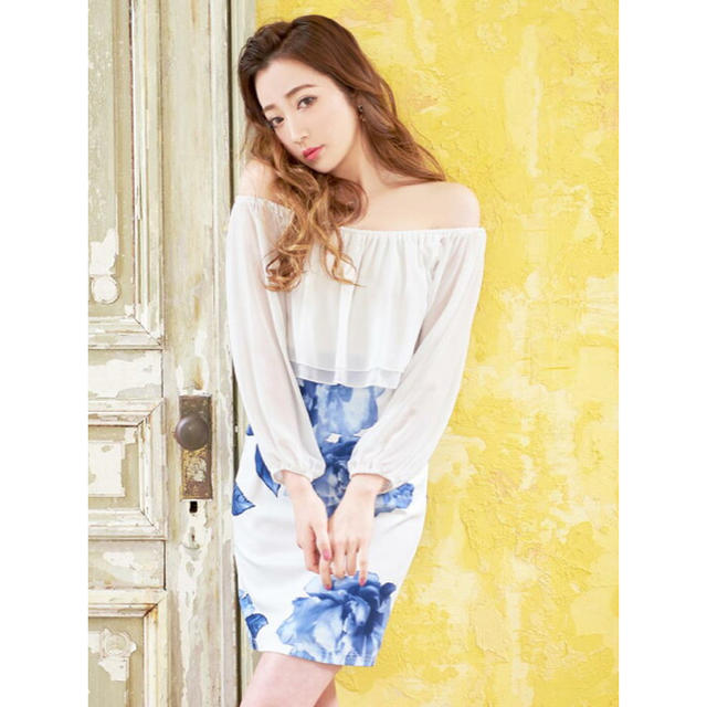 dazzy store(デイジーストア)の半額以下!! 新品・未使用 タイトミニドレス レディースのフォーマル/ドレス(ミニドレス)の商品写真