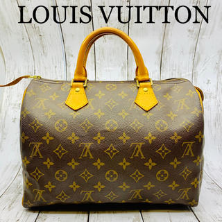 LOUIS VUITTON - 極美品 LOUIS VUITTON ルイヴィトン スピーディ30