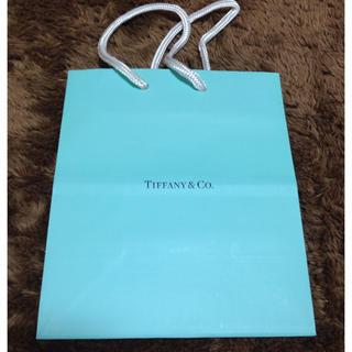 ティファニー(Tiffany & Co.)のティファニー 紙袋(ショップ袋)