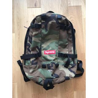 シュプリーム(Supreme)のsupreme シュプリーム backpack バックパック(バッグパック/リュック)