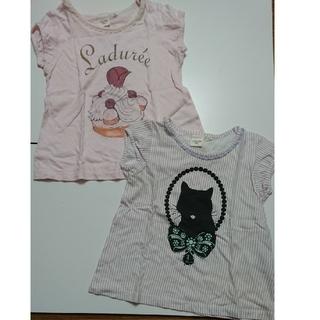 ラデュレ(LADUREE)のラデュレ LADURÉE Tシャツ サイズ110(Tシャツ/カットソー)