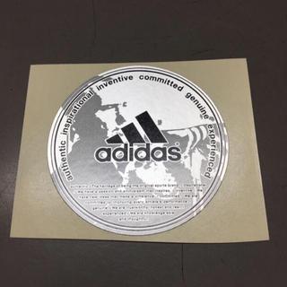 アディダス(adidas)の■adidas ギフトステッカー ノベルティ 非売品■(ノベルティグッズ)