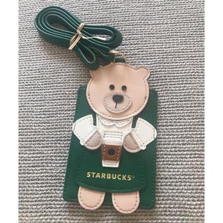 Starbucks Coffee - タイ スターバックス ペアリスタ カードケース ネームタグ