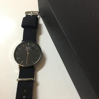 ダニエルウェリントン(Daniel Wellington)の腕時計 ダニエル ウェリントン DW00100149 40ミリ(腕時計(アナログ))