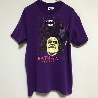 Supreme - BATMAN 90s バットマン ペンギン男 Tシャツ DC COMICS