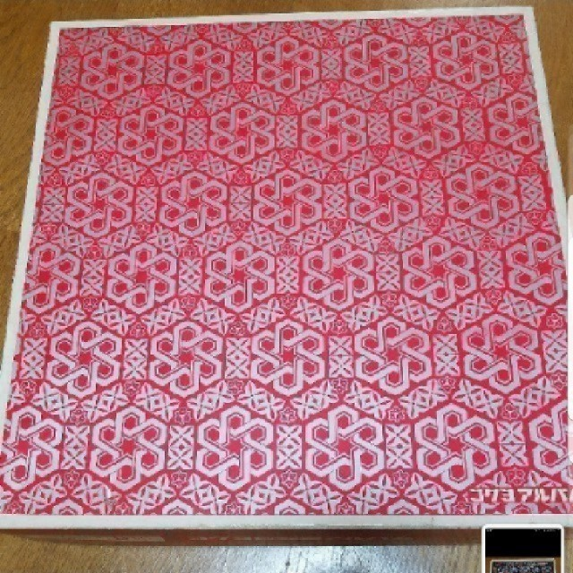 コクヨ(コクヨ)の西陣織 コクヨ写真 アルバム⚠ 着払いのみです。 キッズ/ベビー/マタニティのメモリアル/セレモニー用品(アルバム)の商品写真