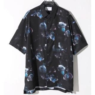 ステュディオス(STUDIOUS)の【STUDIOUS】NEWダークフラワービッグシルエットシャツ 3(シャツ)