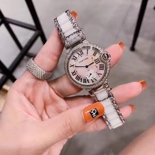 カルティエ(Cartier)のカルティエ腕時計レディース(腕時計)