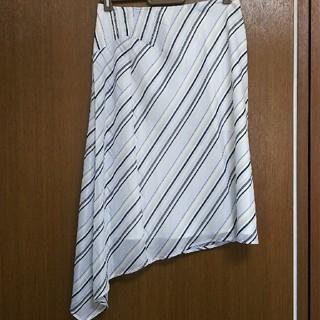 ヨンドシー(4℃)の美品❗4℃のスカート(ひざ丈スカート)