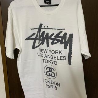 STUSSY - ステューシー ワールドツアーTシャツ
