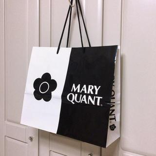 マリークワント(MARY QUANT)の新品 マリークワント ショップ袋 マリクア コスメカウンター(ショップ袋)