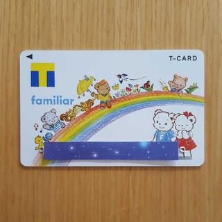 familiar - 非売品♡ファミリア Tポイントカード♡