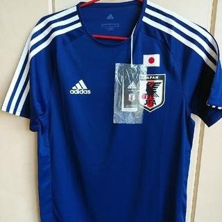 adidas - adidasアディダス サッカー日本代表 ホームTシャツ 半袖シャツ