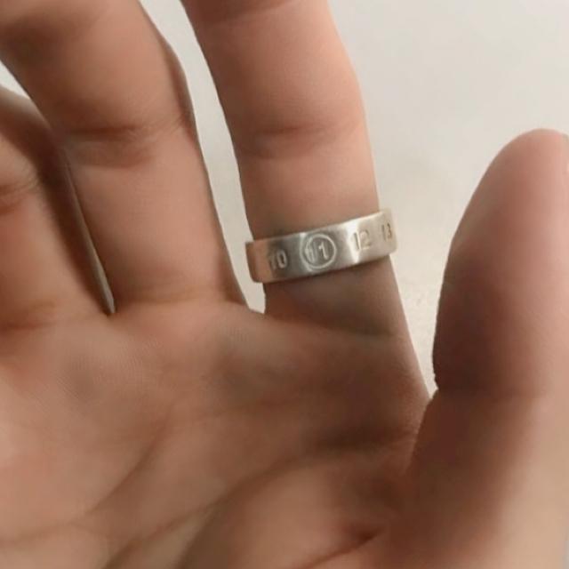 Maison Martin Margiela(マルタンマルジェラ)のマルタン マルジェラ 指輪 メンズのアクセサリー(リング(指輪))の商品写真