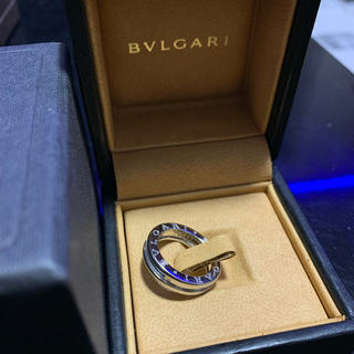 BVLGARI - BVLGARI B_01 k18wgリング