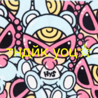 HYSTERIC MINI - (ㅅ˘˘)♡*.+゜
