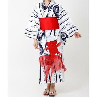 ◆ビッグ金魚の浴衣①(浴衣)
