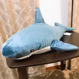 MEGA BIG サメ ぬいぐるみ【購入待ち】