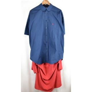 Balenciaga - balenciaga バレンシアガ ドッキングシャツ