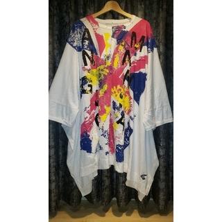 Vivienne Westwood - オーバーサイズTシャツビッグTシャツ極美ヴィヴィアンウエストウッドアングロマニア