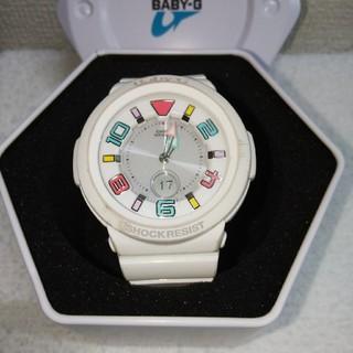 ベビージー(Baby-G)のカシオ Baby-G BGA-1601-7BJF 電波ソーラー(腕時計)