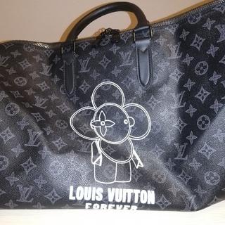 LOUIS VUITTON - LV M43686 ルイ・ヴィトン  限定品 美品 ボストンバッグ  。