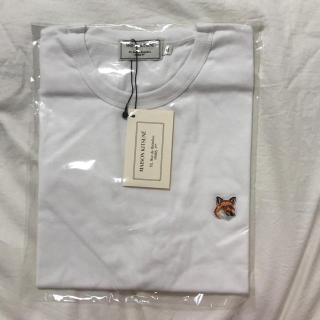 MAISON KITSUNE'(メゾンキツネ)のmaison kitsune メンズのトップス(Tシャツ/カットソー(半袖/袖なし))の商品写真