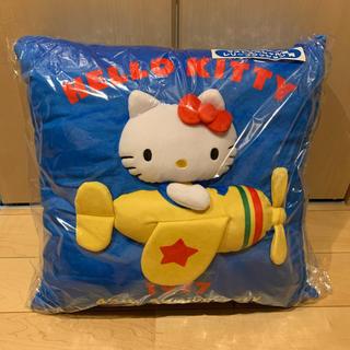 ハローキティ - 新品 サンリオ くじ キティ 45周年 ラストスペシャル賞 レリーフクッション