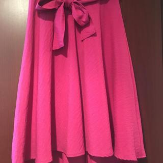 Rope' Picnic - ロペピクニック  フレアスカート ピンク