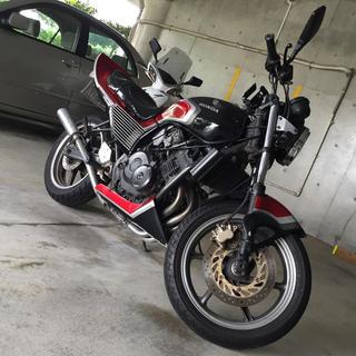 ホンダ JADE 250