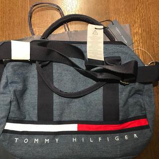 TOMMY HILFIGER - トミーヒルフィガー  ボストンバッグ 新品未使用 一点限り!