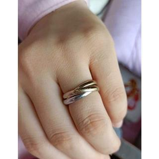 カルティエ(Cartier)のトリニティ リング、クラシック(リング(指輪))