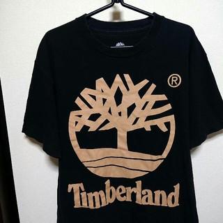 Timberland - 【希少】Timberland ティンバーランド ビッグロゴ Tシャツ