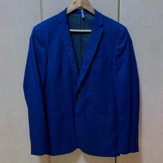 ザラ(ZARA)のZARA スーツ セットアップ 濃紺 SLIM FIT(セットアップ)