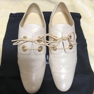 ソニアリキエル(SONIA RYKIEL)のソニア リキエル レザー 靴(ローファー/革靴)
