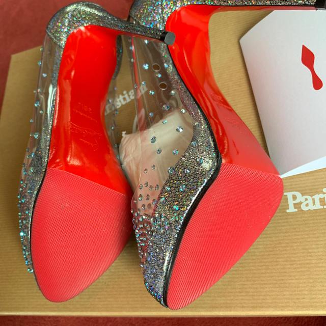 Christian Louboutin(クリスチャンルブタン)の【最終値下げ】【極美品】Christian Louboutin 19ss レディースの靴/シューズ(ハイヒール/パンプス)の商品写真