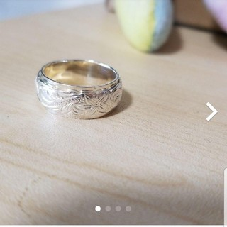 ハワイアンジュエリー シルバーリング(リング(指輪))