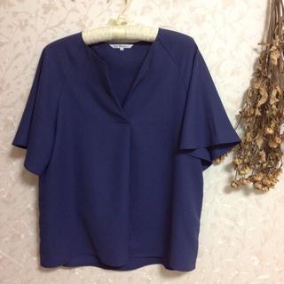 ニジュウサンク(23区)の23区ブラウス38サイズ(シャツ/ブラウス(半袖/袖なし))