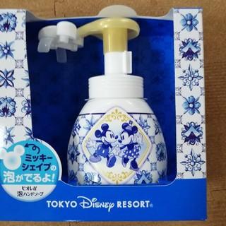 Disney - ミッキーシェイプ ハンドソープ 新品未開封 送料無料