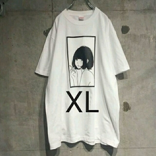 Supreme - 【新品】kyne 0.14 夕海 hao コラボTee【White XL】