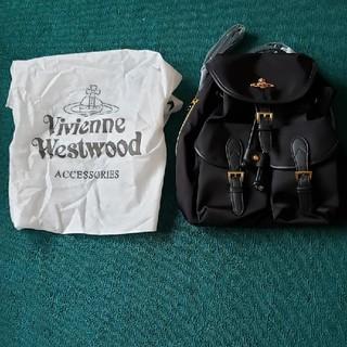Vivienne Westwood - 新品未使用ヴィヴィアンのリュック